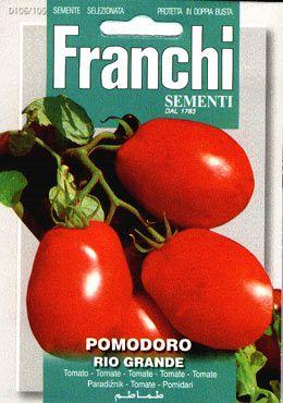 tomato (tomato 'Rio Grande')