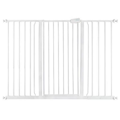 Safetots Extra Tall Pet Gate with Two 12.9cm and 32.4cm Extensio
