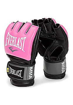Everlast MMA Pro Style Grappling Gloves - Pink