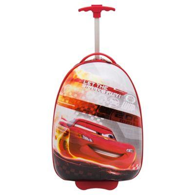 Disney Cars Kids' Light Up Suitcase