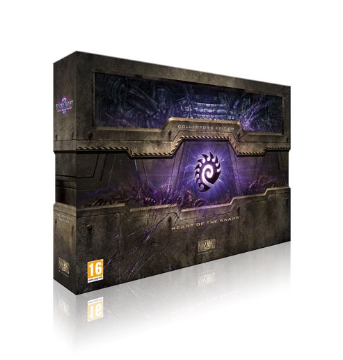 Starcraft II Heart of the Swarm Standard Edition