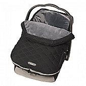 JJ Cole Urban Bundle Me Infant Footmuff - Stealth
