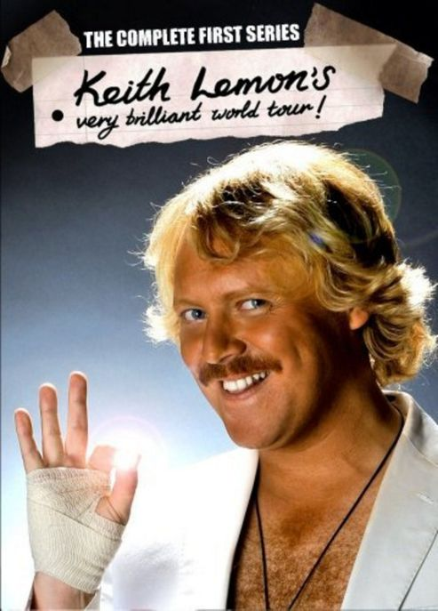 Keith Lemon'S Very Brilliant World Tour (DVD)