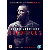 Conor Mcgregor-Notorious (The Official Film) Dvd