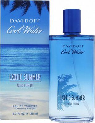Davidoff Cool Water Exotic Summer Eau de Toilette (EDT) 125ml Spray For Men