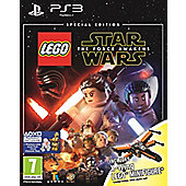 Lego Star Wars:Force Awakens X-Wing PS3