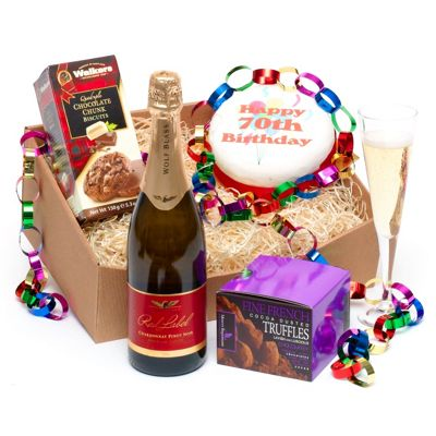 Buy happy 70th birthday TB32 from our Birthday Hampers range Tesco