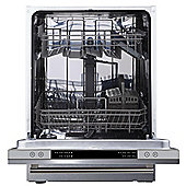 Cookology CBID600 Fully Integrated, Built-in Dishwasher | 60cm, 14 Place Setting