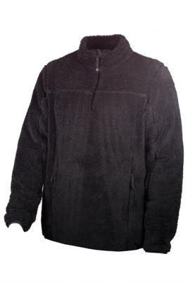 Yeti Mens Super Warm Thermal Supersoft Long Sleeve Top Zip Neck Collar Fleece