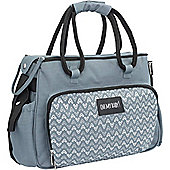 Badabulle Boho Changing Bag (Grey)