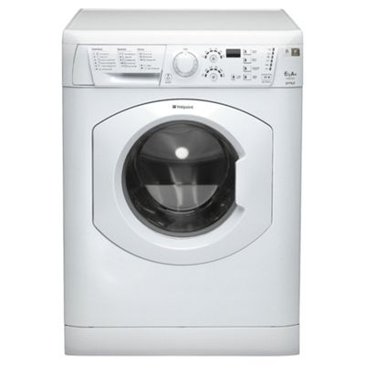 Hotpoint HY6F3551P Washing Machine , 6Kg Load, 1350 RPM Spin, Polar