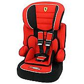 Nania Beline SP Car Seat (Corsa Ferrari)