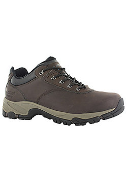 Hi-Tec Mens Altitude V Low i Waterproof Walking Shoe - Brown