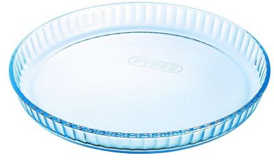 Pyrex Bake and Enjoy 26cm Round Flan Dish