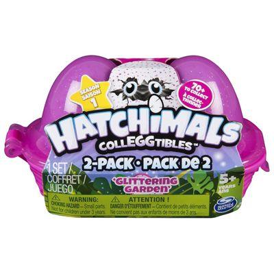 Hatchimals Colleggtibles 2 Pack Egg Carton