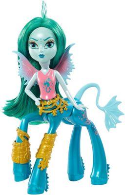 Monster High Fright-Mares Doll - Bay Tidechaser