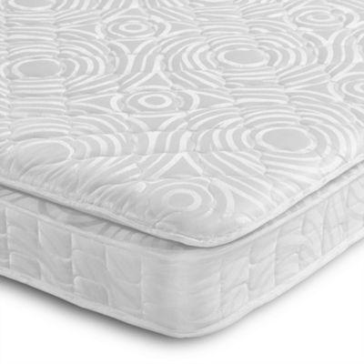 Airsprung Rolled Luxury Pillow Top Single Mattress