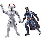 Justice League Batman & Steppenwolf 12 Inch Action Figures