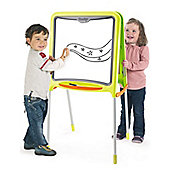 SMOBY Green Metal Drawing Board