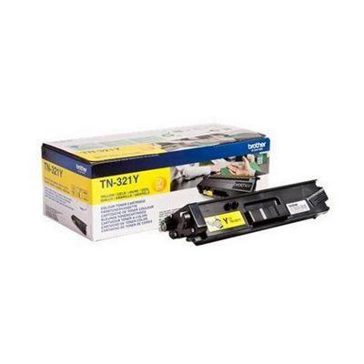 Brother TN-321Y Yellow Toner Cartridge