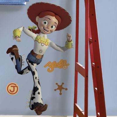 Disney Toy Story Jessie Giant Wall Sticker