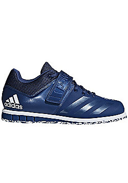 adidas Powerlift 3.1 Mens Adult Weightlifting Powerlifting Shoe Blue - Blue