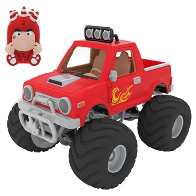 Oddbods Character Vehicle - Fuse