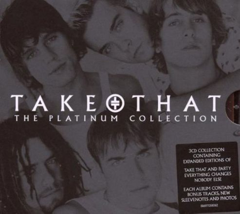 Take That And Party/Everything Changes/Nobody Else