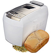 Andrew James Dual Blade Bread Maker in White