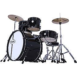 Mapex Voyager Drum Kit Black