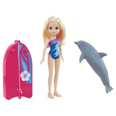 Moxie Girlz Magic Swim Dolphin - Avery
