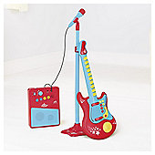 Carousel Guitar Set With Mic