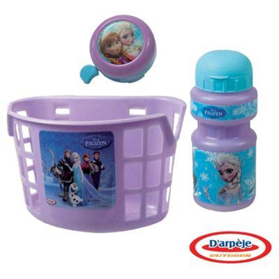 Frozen Basket, Bottle & Bell