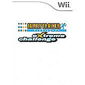 Family Trainer: Extreme Challenge Standalone Game - NintendoWii