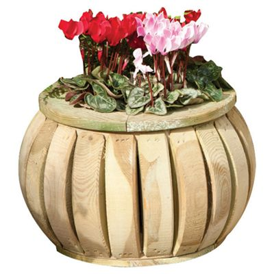 Rowlinson Marberry Ball Planter, 2 pack