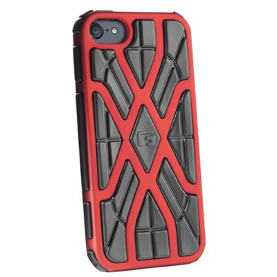 G-FORM Xtreme iPod Touch Case, Red/Black RPT