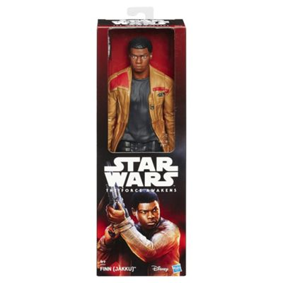 Star Wars The Force Awakens 12-inch Finn (Jakku)