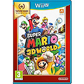 Super Mario 3D World Selects Wii U