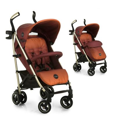iCoo Pace Stroller - Mocca