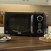 Akai A24006 Digital 700W Microwave, 20L - Black