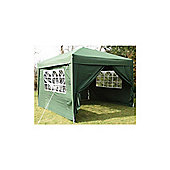 Airwave Pop Up Gazebo Fully Waterproof 3x3m in Green