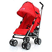 Zeta Vroom Stroller (Warm Red)