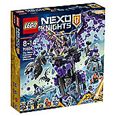 LEGO Nexo Knights The Stone Colossus of Ultimate Destruction 70356