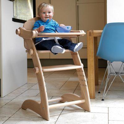 Tippitoes Aristo Wooden Highchair