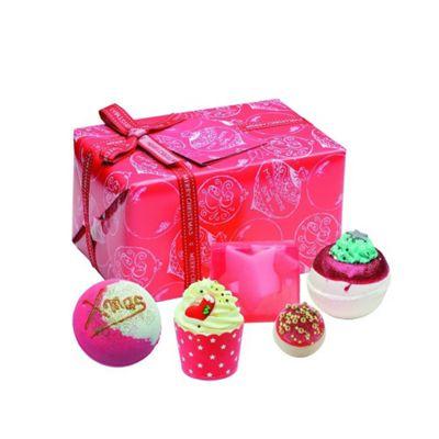 Bomb Cosmetics Gift Set Santa Baby