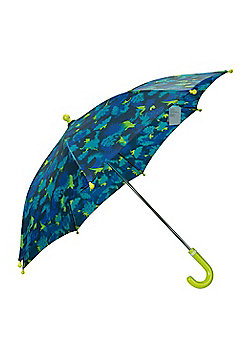 Mountain Warehouse Kids Printed Umbrella - Green