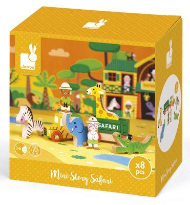 Janod Mini Story Safari