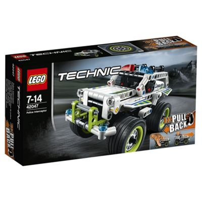 LEGO Technic Police Interceptor 42047