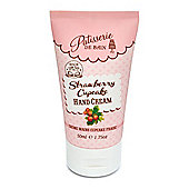 Patisserie de Bain Strawberry Cupcake Hand Cream 50ml Tube