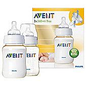 Avent Teats Medium Flow 3M+